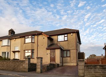 Thumbnail 3 bed end terrace house for sale in Pentregethin Road, Cwmbwrla, Swansea