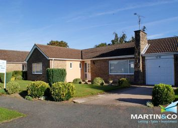 Thumbnail 2 bed detached bungalow for sale in Mill Moor Way, North Hykeham, Lincoln
