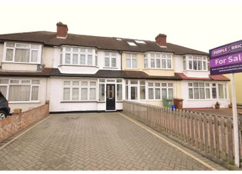 Thumbnail 3 bed terraced house for sale in St. Margarets Avenue, Cheam, Sutton