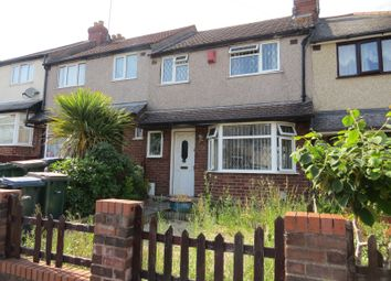Thumbnail 3 bed terraced house for sale in Edward Road, Keresley, Coventry