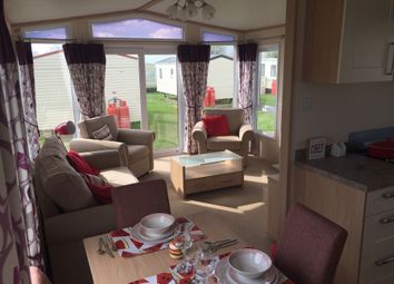 Thumbnail 3 bed mobile/park home for sale in Manor Road, Hunstanton