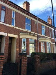 Thumbnail 4 bedroom terraced house to rent in Gulson Road, Coventry, West Midlands