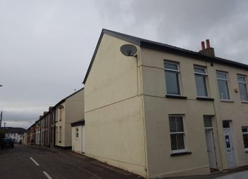 Thumbnail 2 bed end terrace house to rent in Oxford Terrace, Forge Side, Pontypool