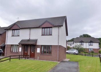 Thumbnail 2 bed semi-detached house to rent in Cwrt Y Cadno, Aberystwyth