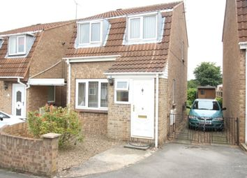 Thumbnail 3 bed detached house for sale in Farnes Court, Worksop