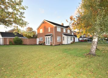 Thumbnail 4 bed detached house for sale in Warren Lane, Leicester Forest East, Leicester