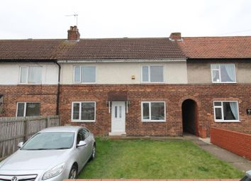 Thumbnail 3 bed terraced house for sale in Riddell Avenue, Langold, Worksop
