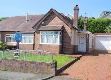 Thumbnail 2 bed semi-detached bungalow for sale in Salisbury Road, Maesteg, Mid Glamorgan