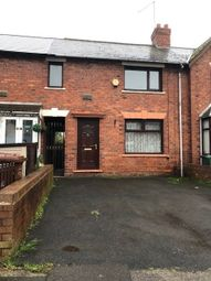 2 bed terraced house to rent in Dickinson Drive, Walsall, West Midlands WS2
