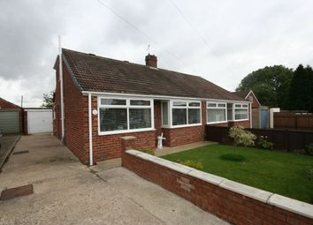 Thumbnail 3 bedroom bungalow for sale in Thinford Gardens, Acklam, Middlesbrough