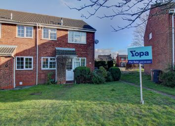 Thumbnail 1 bed semi-detached house for sale in Cornfield Drive, Lichfield