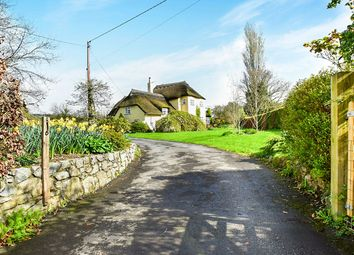 Thumbnail 5 bed detached house for sale in Ingsdon, Newton Abbot