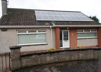 Thumbnail 2 bed detached bungalow to rent in Strathblair Avenue, Wormit, Newport-On-Tay