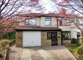 Thumbnail 4 bed semi-detached house for sale in Branksome Drive, Shipley