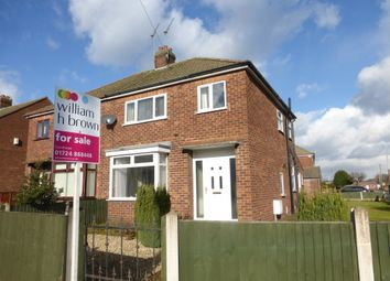 Thumbnail 3 bed semi-detached house for sale in Westerdale Road, Scunthorpe