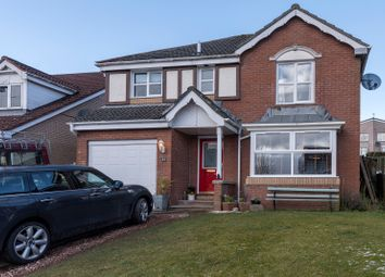 Thumbnail 4 bed detached house for sale in Glengarry Crescent, Falkirk