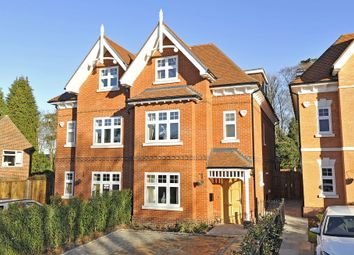 Thumbnail 4 bedroom town house to rent in Cranley Road, Guildford
