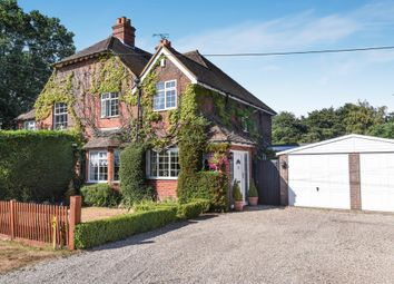 Thumbnail 4 bed semi-detached house for sale in Wigmore Lane, Theale