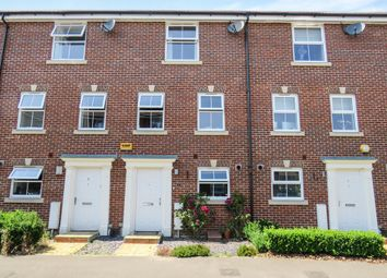 Thumbnail 4 bed town house for sale in Walsh Road, Bramley, Tadley
