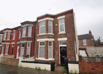 Thumbnail 3 bed end terrace house to rent in Hollybank Road, Tranmere, Birkenhead