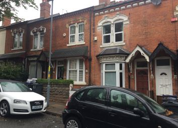 Thumbnail 2 bed terraced house to rent in Mere Road, Erdington, Birmingham