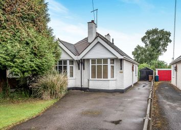 Thumbnail 3 bed detached bungalow for sale in Sawpit Lane, Brocton, Stafford