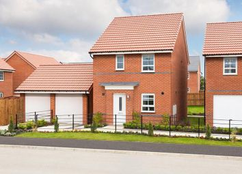 "Thumbnail 4 bed detached house for sale in ""Halton"" at Rydal Terrace, North Gosforth, Newcastle Upon Tyne"