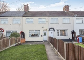 Thumbnail 3 bed terraced house for sale in Gentwood Road, Liverpool, Merseyside, England