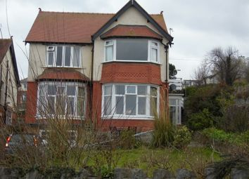Thumbnail 3 bed duplex to rent in Llysfaen Road, Old Colwyn