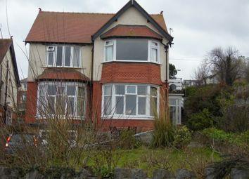 Thumbnail 3 bed duplex to rent in Llysfaen Road, Old Colwyn
