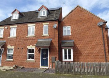 Thumbnail 3 bed town house for sale in Coriolanus Square, Heathcote, Warwick