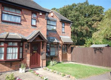 Thumbnail 2 bed end terrace house to rent in Sorrel Close, Lichfield, Staffordshire