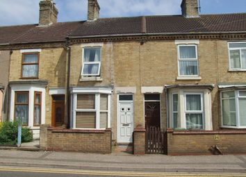 Thumbnail 3 bed terraced house for sale in Star Road, Eastfield, Peterborough