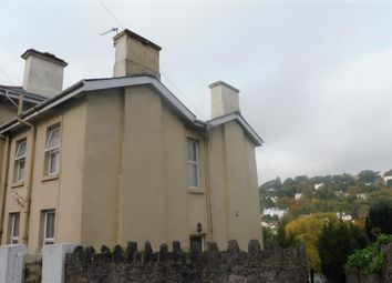 Thumbnail 1 bed flat to rent in Higher Erith Road, Torquay