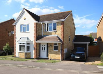 Thumbnail 4 bed detached house for sale in Salisbury Road, Flitwick