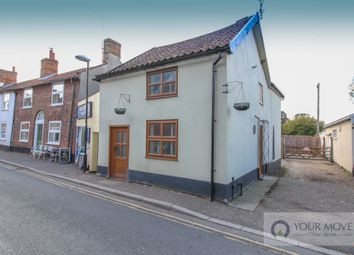 Thumbnail 2 bed semi-detached house to rent in Bridge Street, Loddon, Norwich