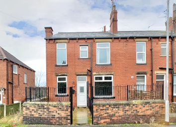 Thumbnail 2 bed end terrace house to rent in Park Street, Churwell, Morley, Leeds