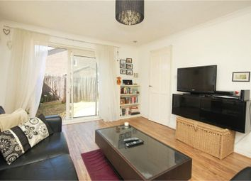 Thumbnail 1 bed terraced house for sale in Houghton Close, Hampton