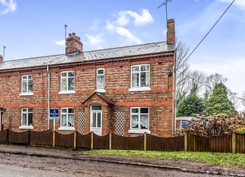 Thumbnail 3 bed terraced house for sale in Railway Cottages Station Road, Cotes Heath, Stafford