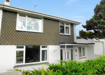 Thumbnail 4 bed semi-detached house for sale in Gwendroc Close, Truro