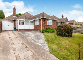 Thumbnail 4 bedroom detached bungalow for sale in Turkey Road, Bexhill-On-Sea