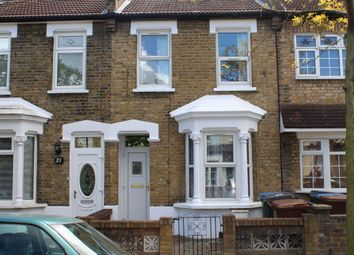 Thumbnail 4 bed terraced house to rent in Thorpe Road, London