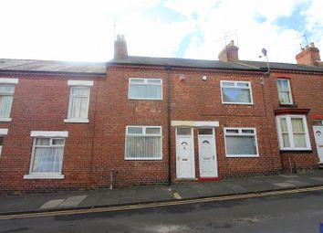 Thumbnail 2 bed terraced house to rent in Branksome Terrace, Darlington
