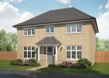 "Thumbnail 3 bed detached house for sale in ""Harrogate Lifestyle"" at Stoney Bank Road, Holmfirth"