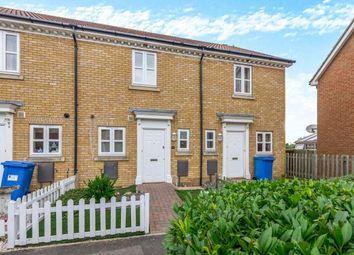 Thumbnail 2 bedroom terraced house for sale in Mallard Crescent, Iwade, Sittingbourne, Kent