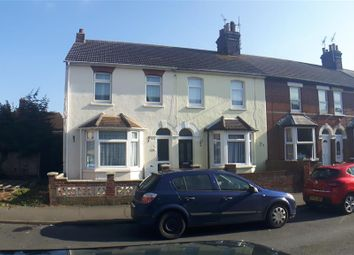 Thumbnail 3 bed end terrace house for sale in Manor Road, Dovercourt, Harwich