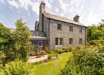Thumbnail 6 bed detached house for sale in Dobwalls, Liskeard