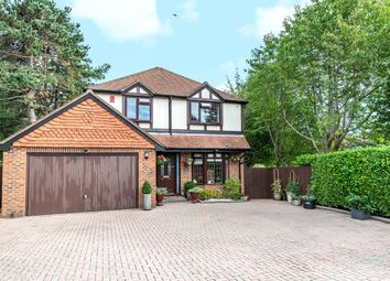 Farleigh Road, Warlingham, Surrey CR6. 4 bed detached house