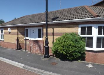 Thumbnail 1 bed bungalow to rent in Waterhouse Drive, City Gardens, Cardiff