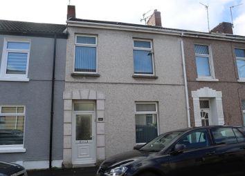 Thumbnail 3 bed terraced house for sale in Dillwyn Street, Tyisha, Llanelli